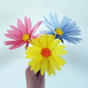 Bloemen op voorraad