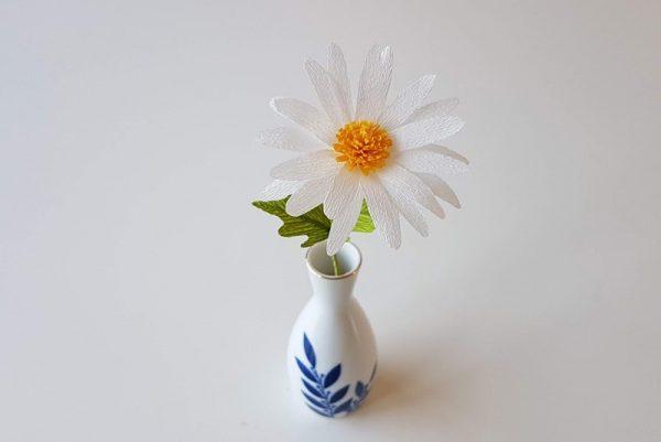 papieren-bloemen-margriet-crêpepapier-handleiding-en-sjablonen
