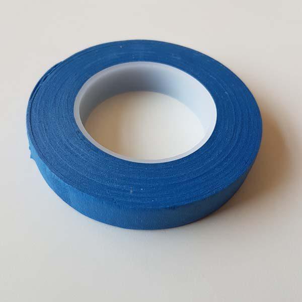 bloementape bloemistentape bloemenband blauw