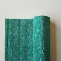 florist crêpepapier 180 grams 17E4 tiffany green