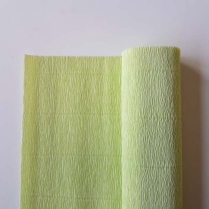 florist crêpepapier 180 grams 566 water green