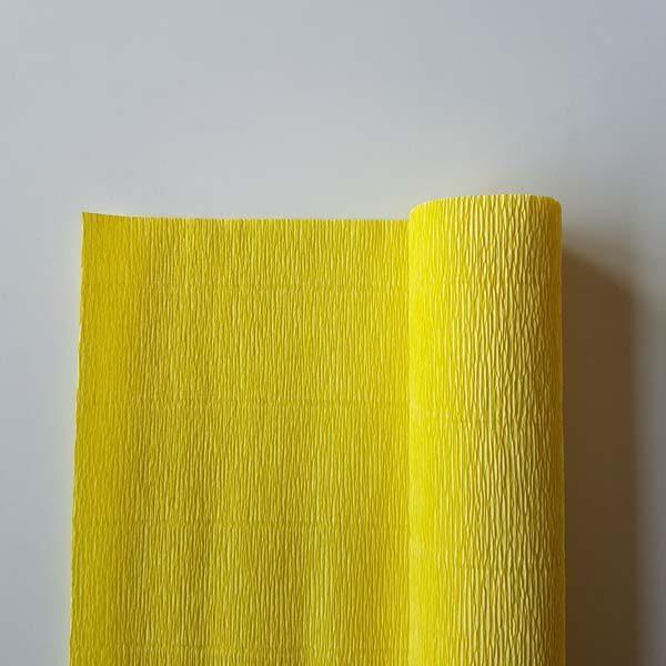 florist crêpepapier 180 grams 574 carminio yellow