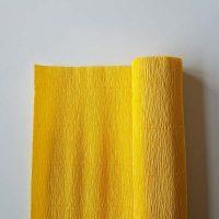 florist crêpepapier 180 grams 578 natural rose yellow