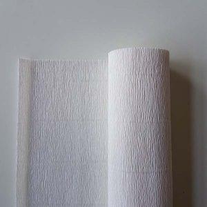 florist crêpepapier 180 grams 600 white
