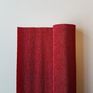 florist-crêpepapier-180-grams-583-Marsala-Red