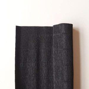 florist crêpepapier 602 black