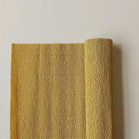 florist crêpepapier 611 yellow earth
