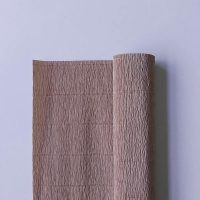 florist crêpepapier 613 brown antique pink