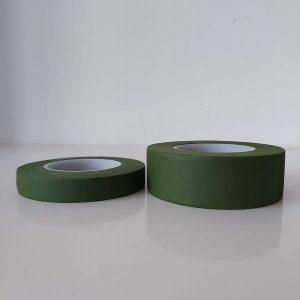 bloementape groen - standaard en extra breed