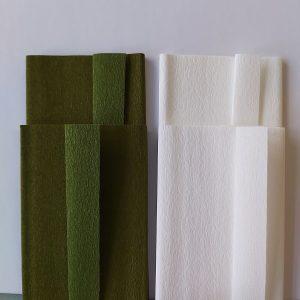 doublette voordeelset olive wit