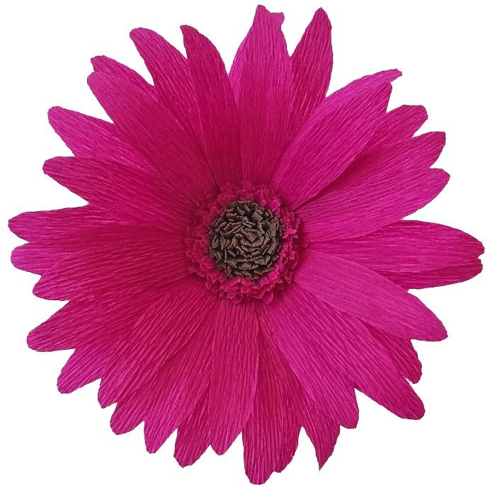 online workshop papieren bloemen