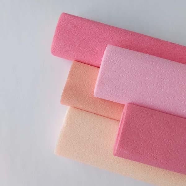 combipack 60 grams crêpepapier pretty pinks 2