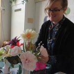 Workshop papieren bloemen