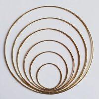metaling-ring-decoratiemateriaal-krans-bloemen