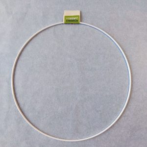 metalen-ring-25-cm-wit