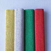 metallic-crêpepapier-goud-zilver-groen-rood