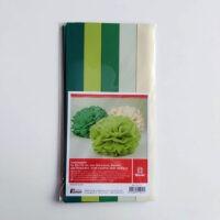 vloeipapier 1057 set groen